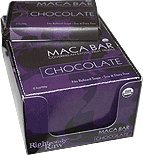Righteously Raw Maca Bar-Box of 12