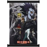 Death Note Anime Fabric Wall Scroll Poster (31