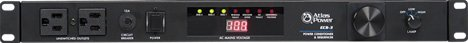15 Amp Power Sequencer Conditioner by Atlas Sound