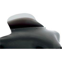 Memphis Shades MEP8568 Ghost Windshield (Batwing Fairing Spoiler Batwing Fairing 9'')