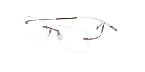 Silhouette TMA Icon 7578/40 Eyeglasses 6051 Gold 50MM