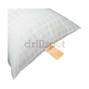 Pillow, Standard , 21x27 In, White by R & R Textile (Image #1)