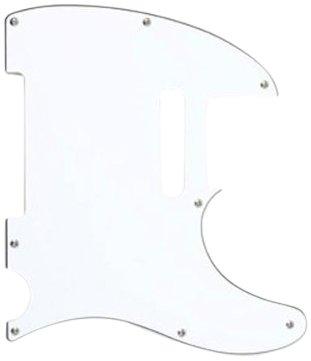 Fender 8-Hole Mount Vintage-Style Telecaster Pickguard Fender 62 Precision Bass