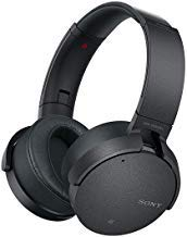 Sony XB950N1 Extra Bass Wireless Noise Cancelling Headphones - Black (International Version) ...