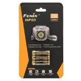 Fenix Flashlights HP05 350-Lumen Headlamp, Grey by Fenix Flashlights