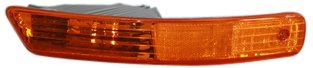 TYC 18-5392-01 Acura Integra Front Driver Side Replacement Signal/Side Marker Lamp - Acura Parts Integra Replacement