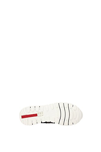 affordable cheap Manchester 3F6158NERO Prada Sneakers Women Fabric Black Black C3SxAG