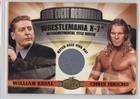William Regal; Chris Jericho (Trading Card) 2001 Fleer WWE Championship Clash - Main Event Memorabilia #CJ-WR
