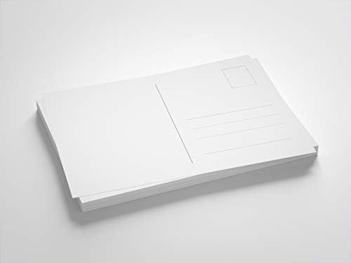 Tarjetas postales en blanco, formato DIN A6, para personalizar o ...