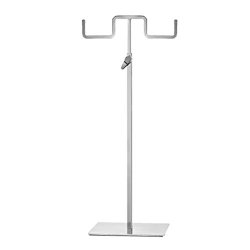 Polmart Tabletop Adjustable Double Hook Handbag Purse Display Stand (Hanger Display Female)