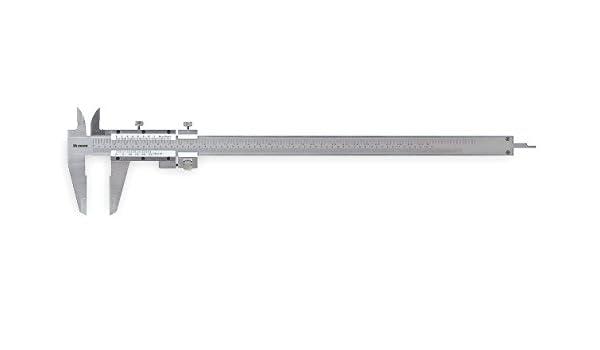 Vernier Caliper,0-12 In,2.5 In D WESTWARD 4KU76