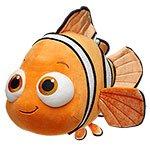 Build a Bear Workshop Nemo Disney Finding Dory Clown Fish...