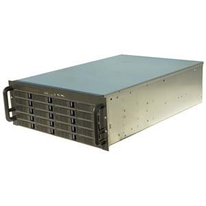 Norco 4U Rackmount Server Case w/20 Hot-Swappable Drive Bays, RPC-4220
