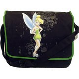 (Disney Tinkerbell Canvas Messenger Bag)