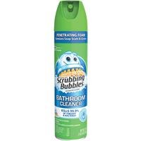 Scrubbing Bubbles Bathroom Cleaner Aerosol - Fresh - 22 oz