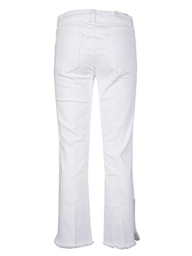 Blanc Femme Jeans Coton JB000457AJ2392 JBrand UHZqaw