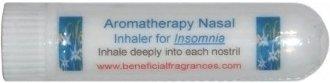 Aromathérapie inhalateur nasal