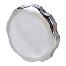Affordable Parts AP Chrome Gas Fuel Cap for Honda GX120 GX160 GX200 GX240 GX270 GX340 GX390 Engine Motors 4HP - 13HP 17620-ZH7-013, 17620-ZH7-023