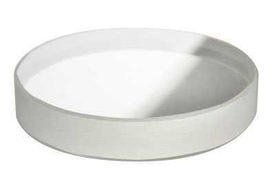 CHEMGLA - Plate Glass- Disc- Borosilicate-Size- 8in Diamete r X 1/4in Thick -, EA1 by CHEMGLA