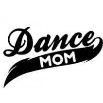Dance Mom Ballet Jazz Hip Hop Gymnastics Dancer Vinyl Decal Sticker|WHITE|Cars Trucks Vans SUV Laptops Wall Art|5