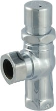 Chicago Faucets 732-OHCP Angle Urinal Metering Fitting, Chrome ()