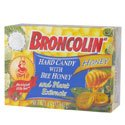 Broncolin Pastillas - Cough Drops - Hard Candy