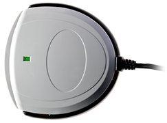 Identiv SCR3310v2.0 USB Smart Card Reader (USB C)
