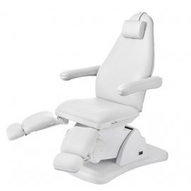 Dia 3 Motor Lux/Electric Treatment Podiatry Chair with 120° seat rotation USA Salon and Spa USA-2245A ()