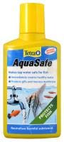 Tetra AquaSafe Plus Water Conditioner/Dechlorinator, 8.4-Ounce