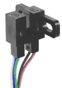 Optical Switches, Transmissive, Phototransistor Output Slotted Opt Switch, Pack of 10 (OPB832W55Z)