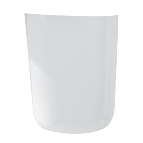 American Standard 0059.020.020 Murro Shroud/Knee Contact Guard Partial Pedestal Leg, White - Murro Wall Hung Bathroom Sink