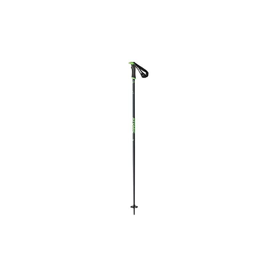 Atomic AMT SQS Ski Poles Blue/Green, 120cm