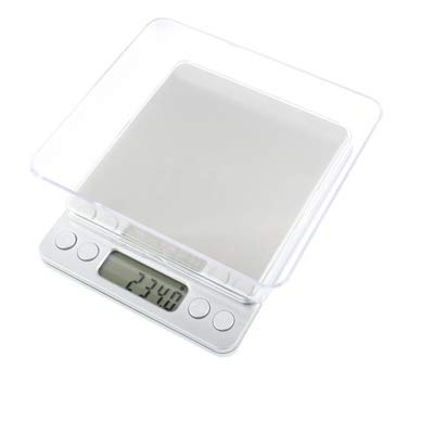 (2000g x 0.1g Digital Electronic Balance Weight Scale Scale)