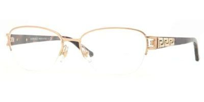 Versace VE1215B Eyeglasses-1329 Matte - Girl Glasses Versace