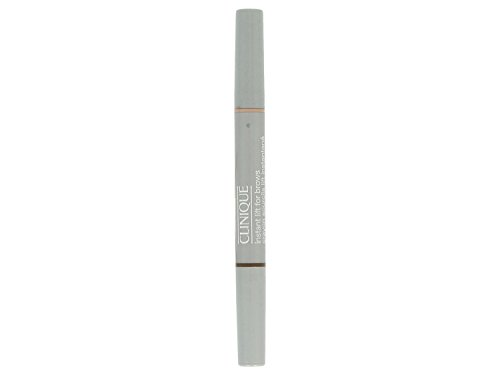 Clinique Instant Lift for Brows-Crayon Sourcils Two-in-One, Soft Brown