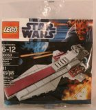 LEGO Star Wars Republic Attack Cruiser (30053) - (Republic Star Cruiser)