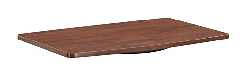 Convenience Concepts Designs2Go Single Tier TV Swivel Board for Flat Panel TV's Up to 20-Inch or 60-Pounds, Cherry -