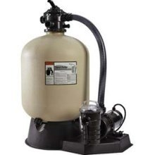 Pentair PNSD0040DE1160 Sand Dollar Aboveground Filter System with Blow-Molded Tank, 1 HP by Pentair