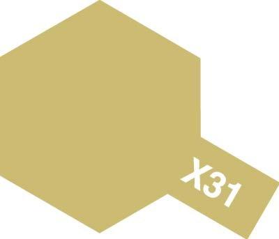 エナメル X-31 チタンゴールド