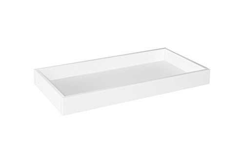 DaVinci Universal Removable Changing Tray, White (Davinci Kalani 3 Drawer Changer Dresser White)