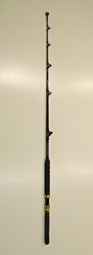 (XCALIBER MARINE TOURNAMENT SERIES 6' 50-80 lb SALTWATER TROLLING ROD)