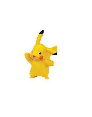 Pokemon Black White Series 1 Basic Figure Pikachu Waving