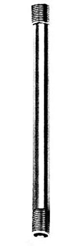 B&P Lamp Seamless, 1/8 Ip Steel Pipe, 9
