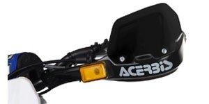 Acerbis 0607-S Spoiler, Schwarz