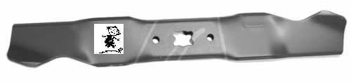 40/PB 4035/Po 395/PO BL 4040/P apta para modelos MTD: P 40/B GbR 40 BH 40 P 40/o C 395/PO no 40/to 35 P 400 Cuchillo 398/mm 40/Po de HQ MZ//X 395