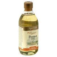 Spectrum Naturals High Heat Peanut Oil, 16 Ounce - 12 per case. by Spectrum