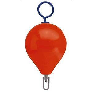 Polyform Mooring Buoy w/SS 13.5 Diameter - Red