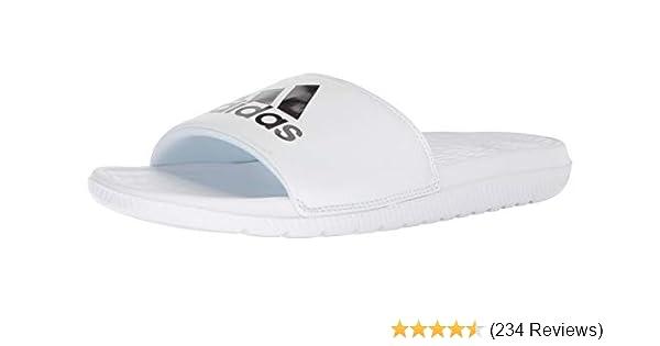 new concept 30c30 6e248 Amazon.com  adidas Mens Voloomix Slide Sandal  Shoes