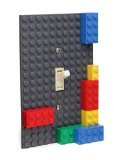 Build-On Brick Light Switch Plate and similar (Set of 2, Bricks Not Included)