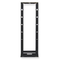 CABLE MANAGEMENT RACK HYBRID BLACK 7'